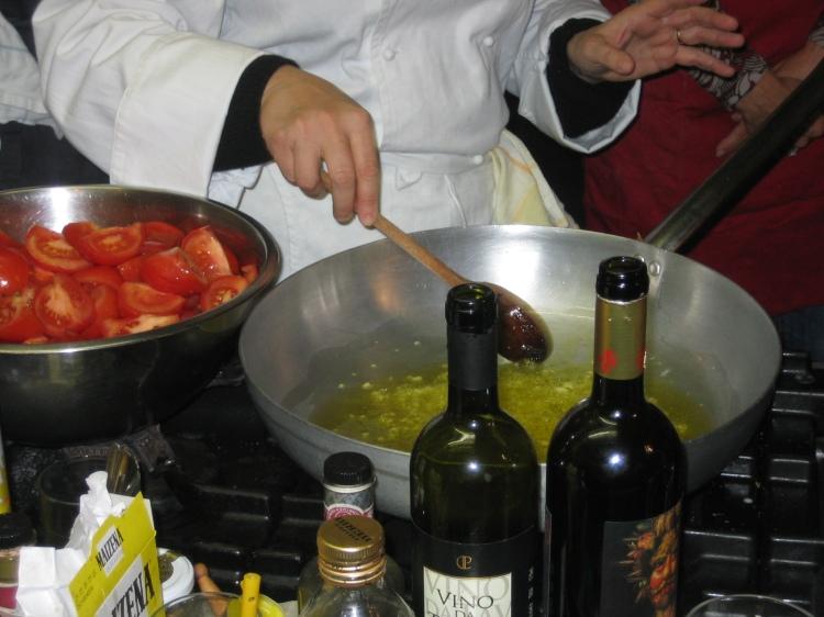 T.S. Tomato Sauce
