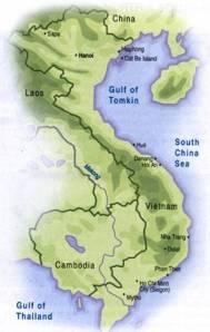 Saigon_Vietnam_Map