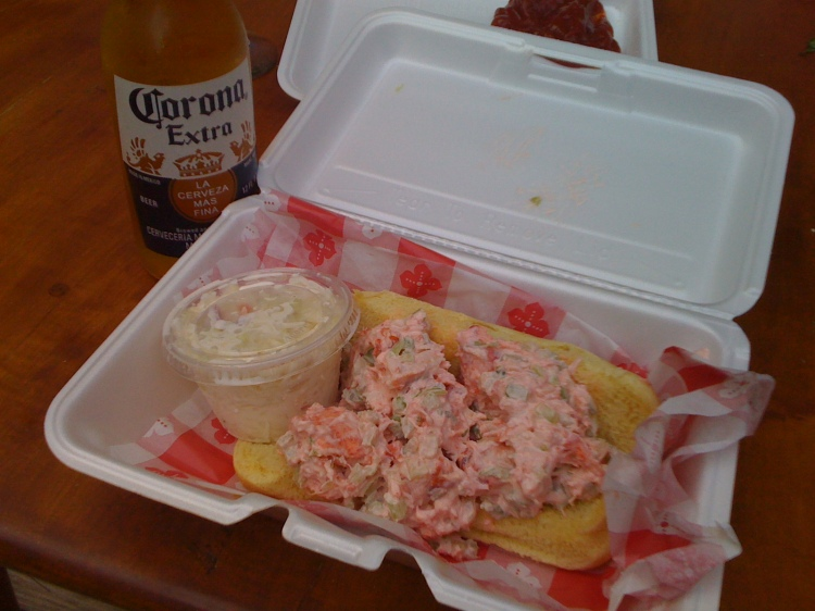 Lobster Roll (of course)