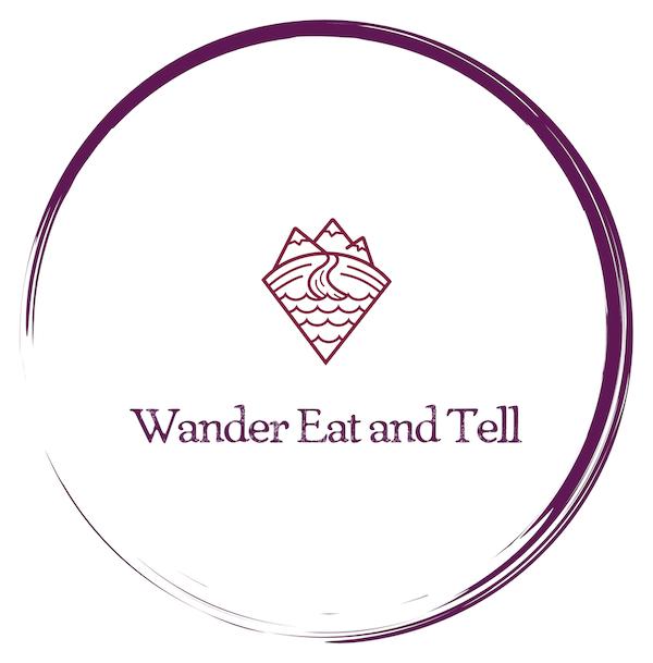 Wander Eat and Tell Logo SMALL
