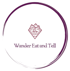 Wander Eat and Tell Logo SMALL