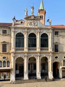 St Vincents Church Vicenza