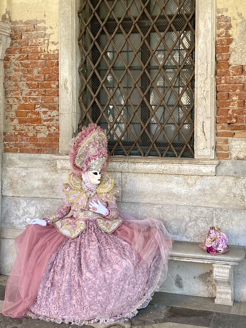 Pink Lady Carnevale di Venezia 2020