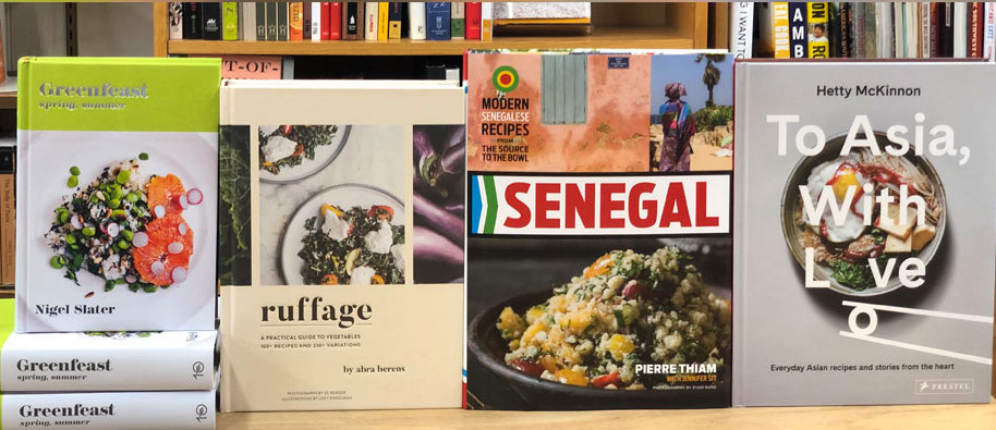 summer cookbook club selection