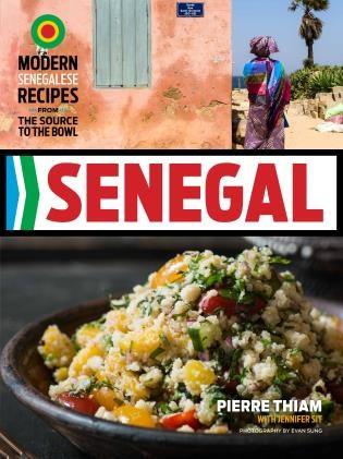 Senegal cookbook by Pierre Thiam