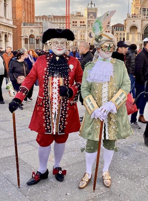 Gentlemen of Carenvale di Venezia 2020