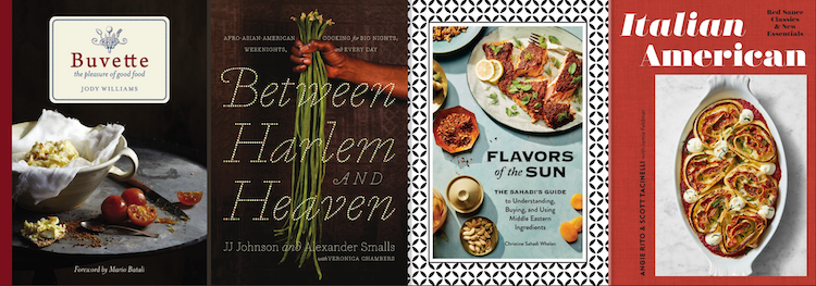 autumn 2021 cookbook club featured books