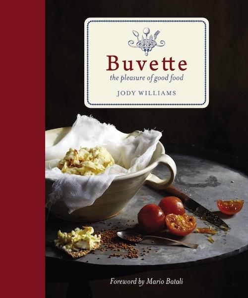 bookcover Buvette
